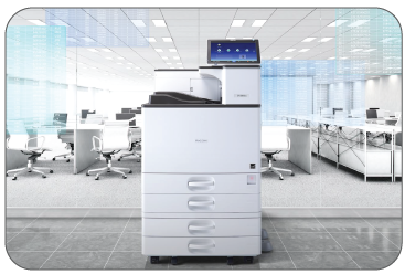 Black and White Copiers and Printers | MBG Office Systems